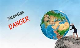 Danger planete